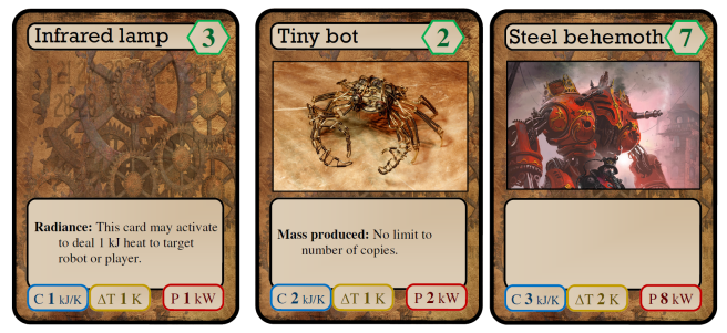 Fancy cards example v3