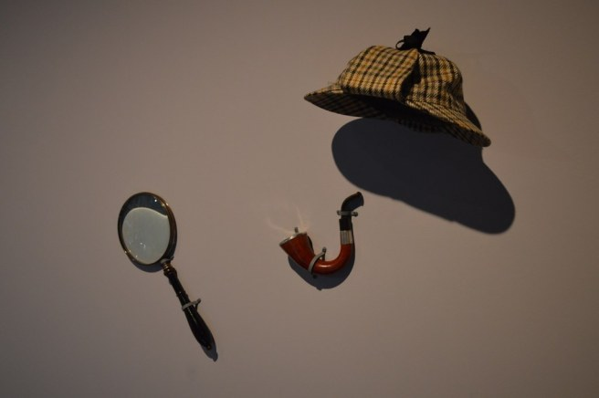Sherlock Holmes the invisible detective